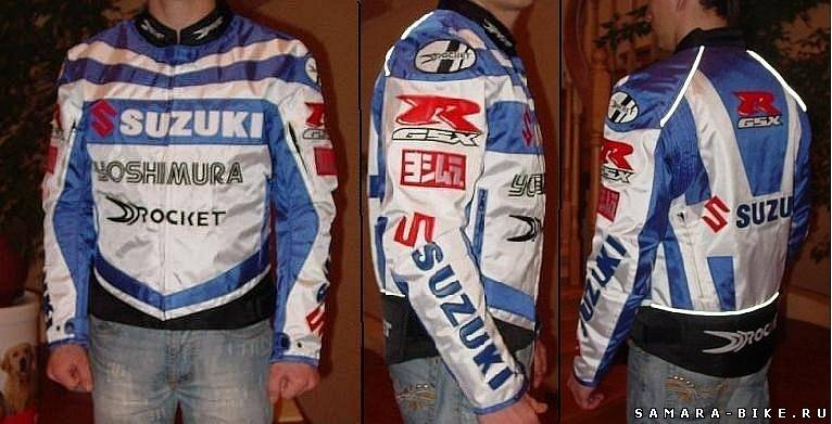 Suzuki Куртка