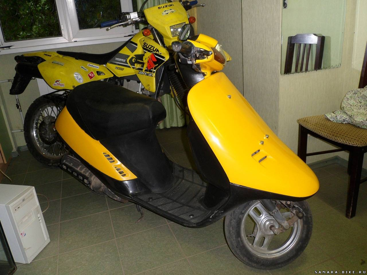 Скутер : HONDA TACT AF-24 ... - scooters-japan.ru